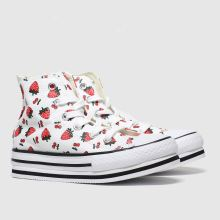 Converse All Star Hi Platform Fruits 1