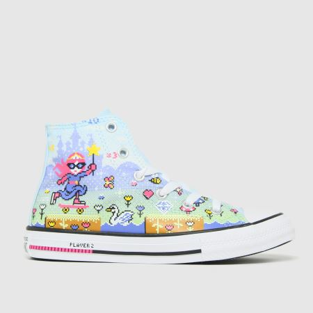 Converse Hi Gamertitle=