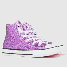 Converse Hi Glitter 1