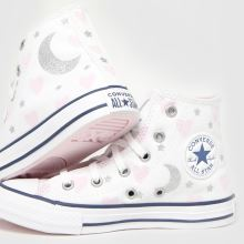 Converse All Star Hi Make A Wish 1