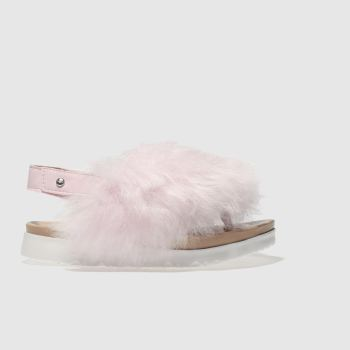 Ugg Pale Pink HOLLY Girls Junior