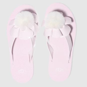 Ugg Pink Poppy Girls Junior