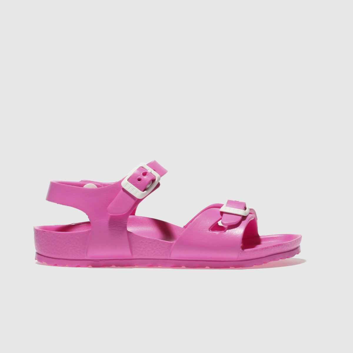 Birkenstock Pink Rio Eva Sandals Junior