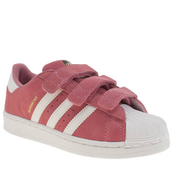 Adidas Superstar Junior Pink