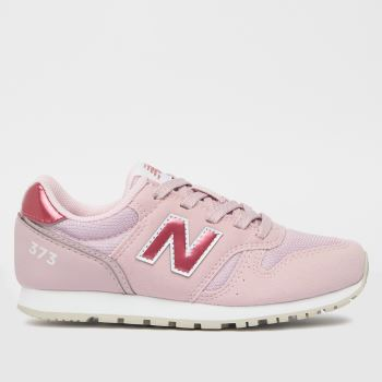 New balance Pink 373 Girls Junior