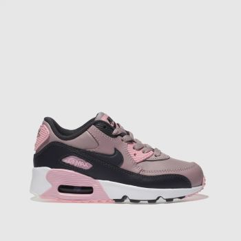 Nike Pink Air Max 90 Girls Junior