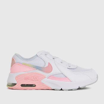 Nike Multi Air Max Excee Girls Junior