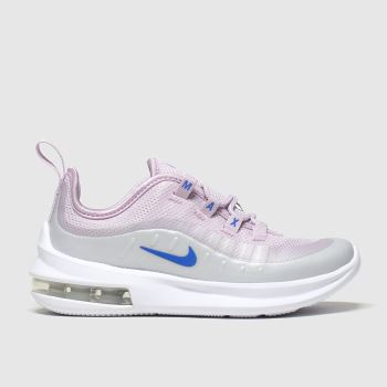 Nike Lilac Air Max Axis Girls Junior