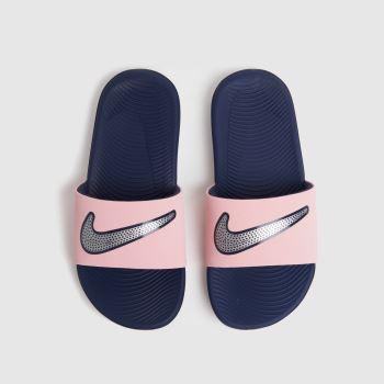 Nike Pale Pink Kawa Se Girls Junior