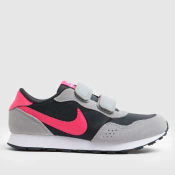 Nike Grey Md Valiant Girls Junior