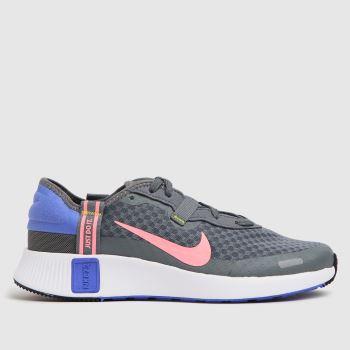 Nike Grey Reposto Girls Junior