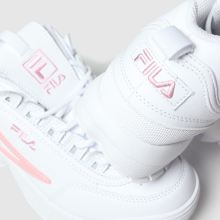 Fila Disruptor Metallic Flag 1