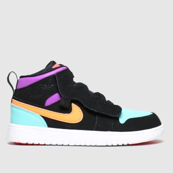 Nike Jordan Multi Air Jordan 1 Mid Girls Junior