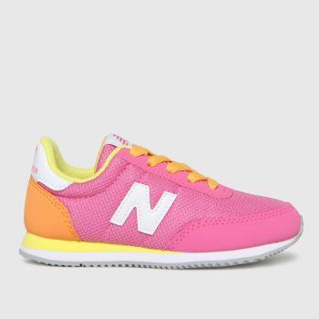 New balance Pink 720 Girls Junior