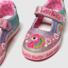 Lelli Kelly Rainbow Unicorn Dolly 1