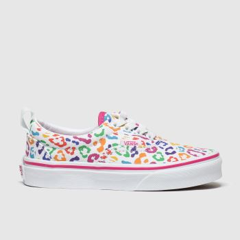 Vans Multi Era Elastic Lace Girls Junior