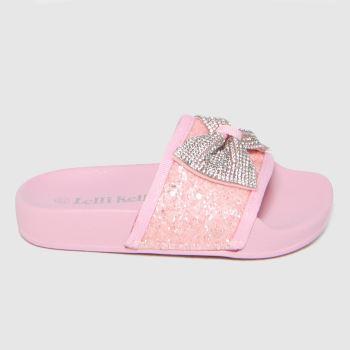 Lelli Kelly Pale Pink Maelle Girls Junior