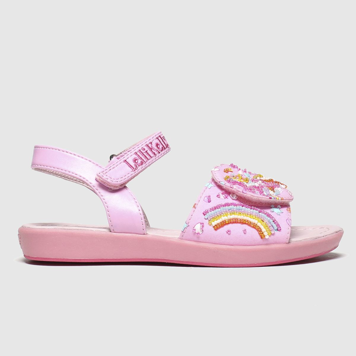 Lelli Kelly Pink Doroty Sandal Trainers Junior
