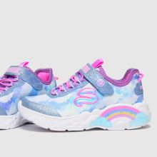 SKECHERS Rainbow Lacer,3 of 4