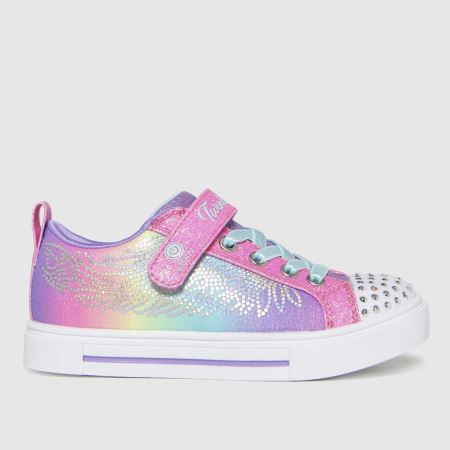 SKECHERS Twinkle Sparks Winged Magictitle=