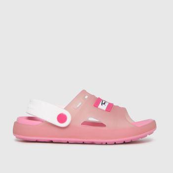 Tommy Hilfiger Pale Pink Comfy Girls Junior