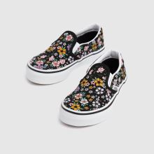 Vans Classic Slip-on Floral,3 of 4