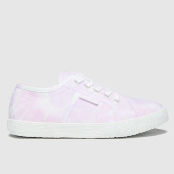 Superga Multi 2750 Tiedye Girls Junior