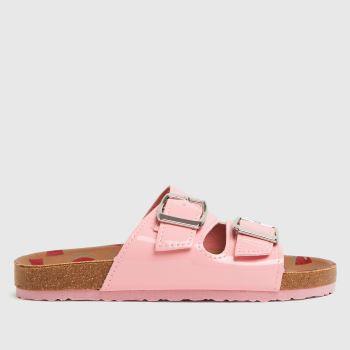 schuh Pink Tropical Watermelon Girls Junior