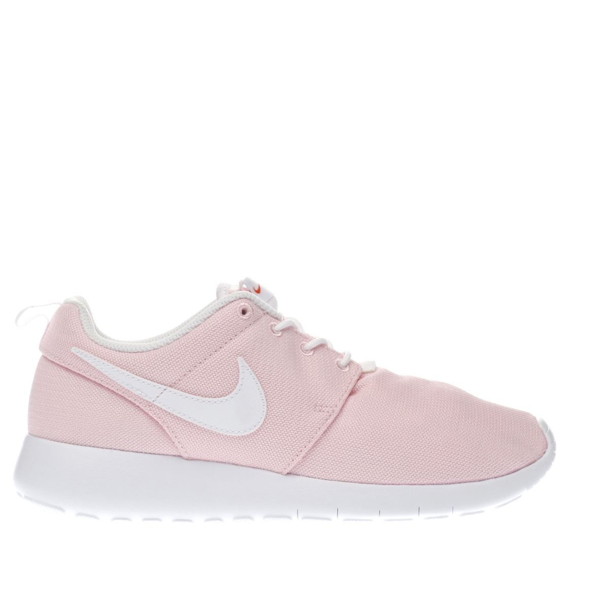 80074dc3c29 Nike Roshe One Kids Trainers Pink Image
