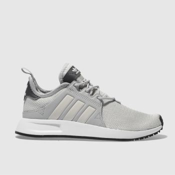 Adidas Light Grey X_PLR Girls Youth