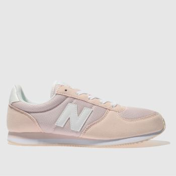 New Balance Pink 220 Girls Youth