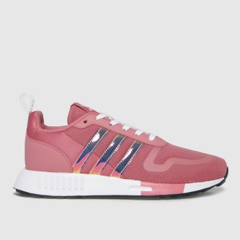 adidas Pink Multix Girls Youth
