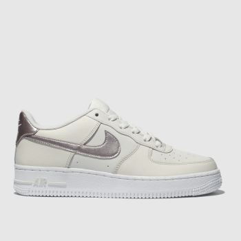 Nike Natural Aire Force 1 Girls Youth