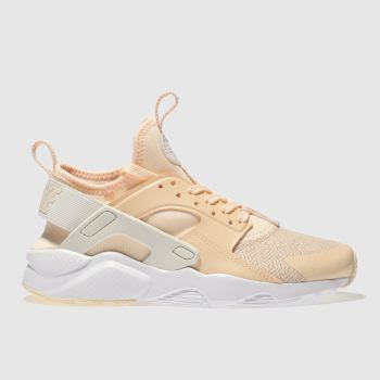 Nike Peach Air Huarache Run Ultra Girls Youth