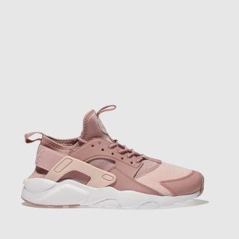 Nike Pink Huarache Run Ultra Girls Youth