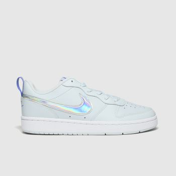 Nike Pale Blue Court Borough Low 2 Fp Girls Youth#