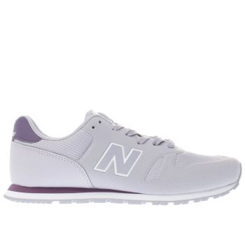 NEW BALANCE LILAC 373 GIRLS YOUTH TRAINERS