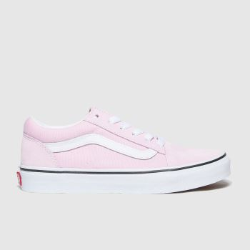 Vans Lilac Old Skool Girls Youth