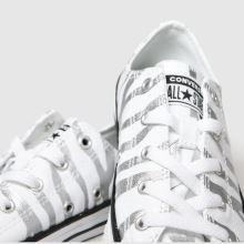Converse All Star Zebra Lo 1