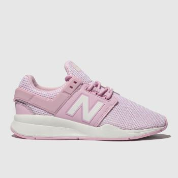 New Balance Pink 247 V2 Girls Youth