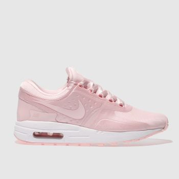 Nike Pale Pink AIR MAX ZERO Girls Youth