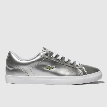 Lacoste Silver Lerond Girls Youth