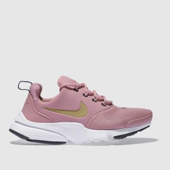 Nike Pink Presto Fly Girls Youth