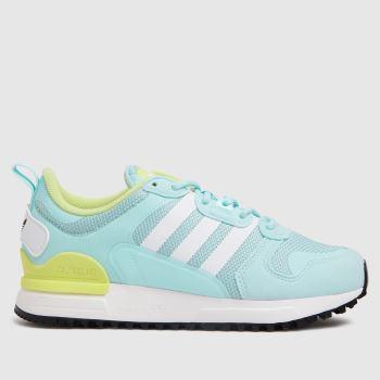 adidas Light Green Zx 700 Hd Girls Youth