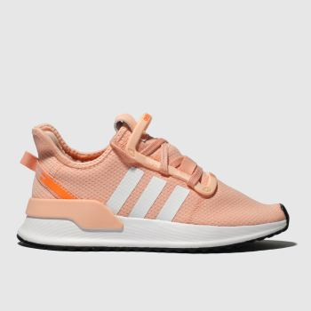 Adidas Peach U_path Run Girls Youth