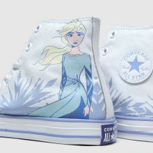 Converse All Star Hi Ii Elsa X Frozen 1