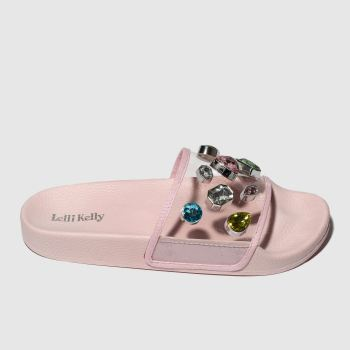 LELLI KELLY PINK LELLI KELLY SERENA SANDALS YOUTH
