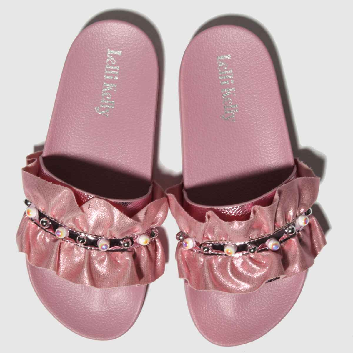 Lelli Kelly Pink Katia Sandals Youth