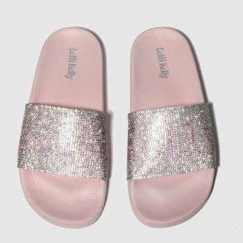 LELLI KELLY PINK IRENE SANDALS YOUTH
