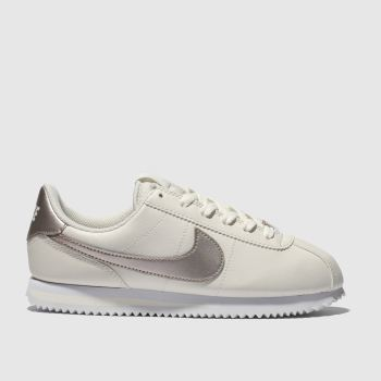 Nike Natural Cortez Basic Girls Youth